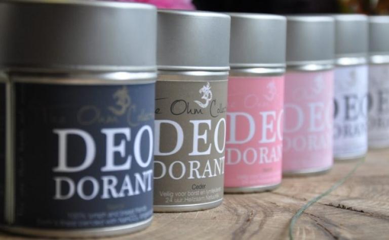 Natuurlijke deodorant die echt werkt