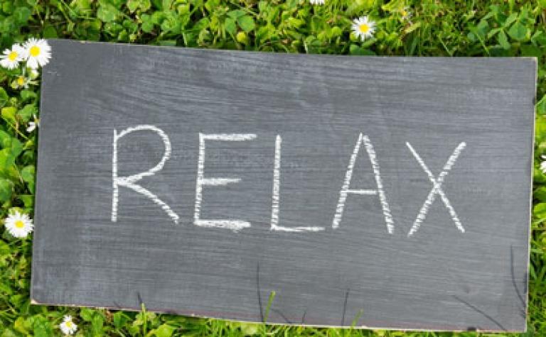 Het nut van ontspanningsoefeningen