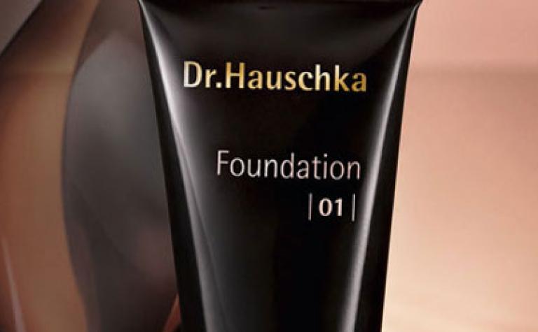 Nieuwe Dr. Hauschka foundations