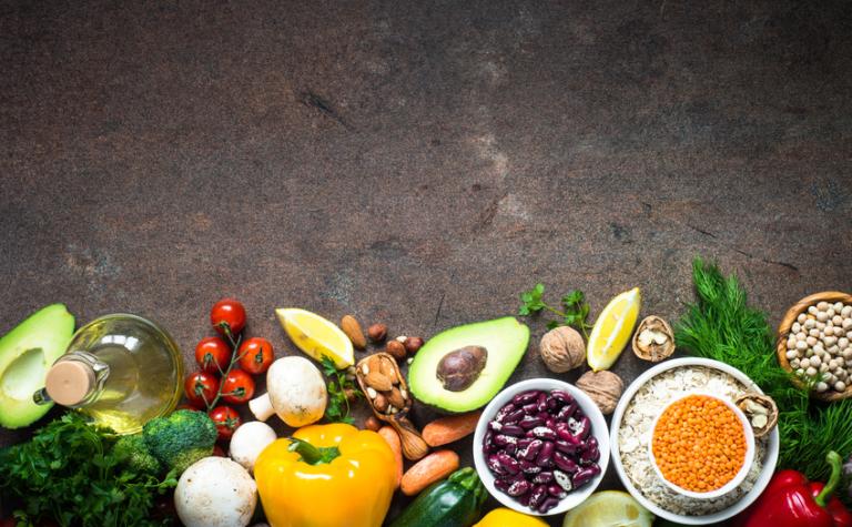 Vegetariër of veganist? Kom in topconditie met deze tips!