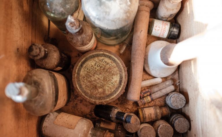Eerherstel voor oude medicijnen