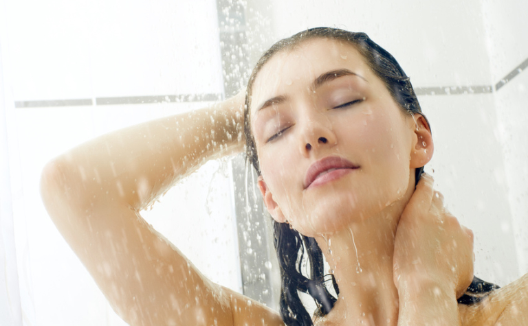 Goede shampoo schuimt niet