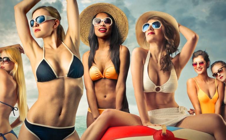 Zo krijg je de perfecte Bikini Body
