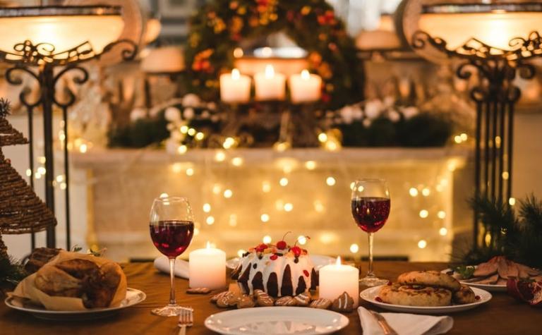 Tips om je maag de feestdagen te laten overleven