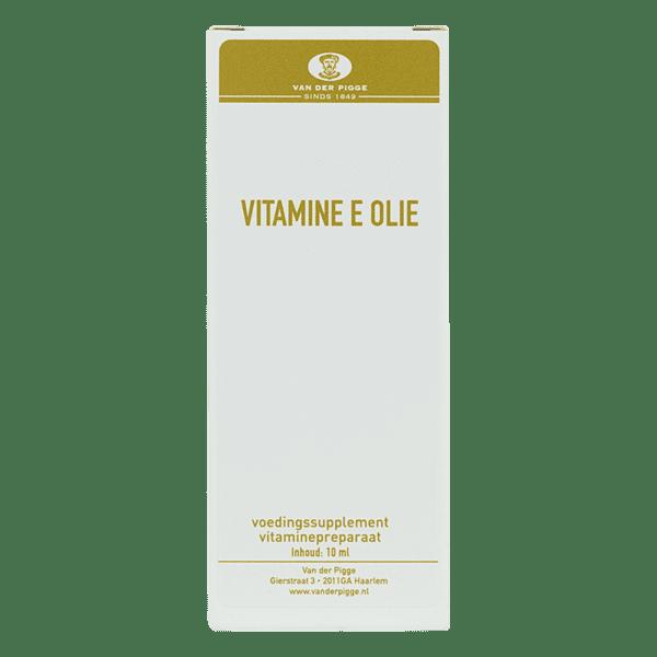 Vitamine E olie doos