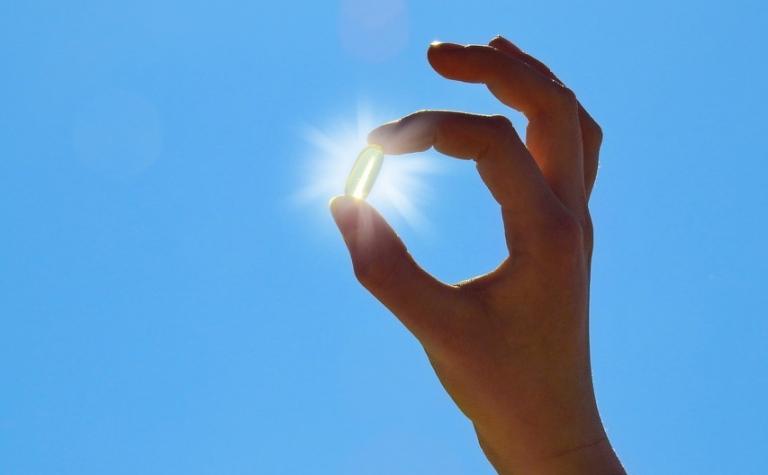 Opfrisser over vitamine D