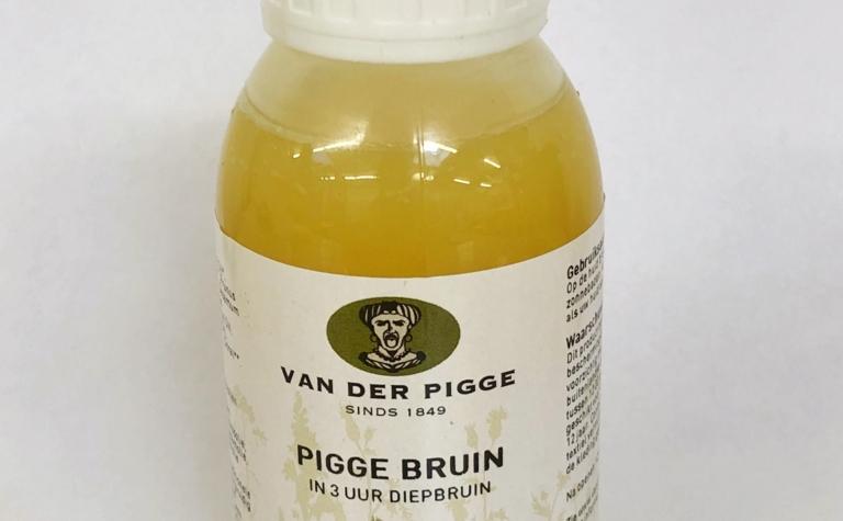 Pigge Bruin – terug van weggeweest