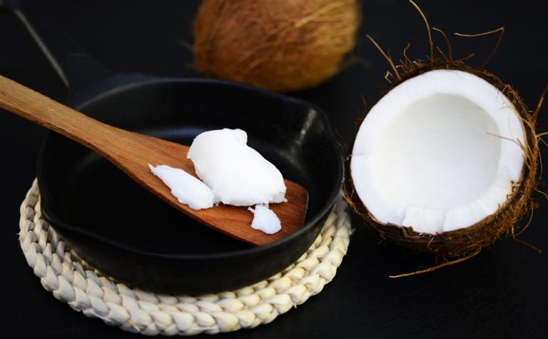 Kokosolie goed voor je vaten!