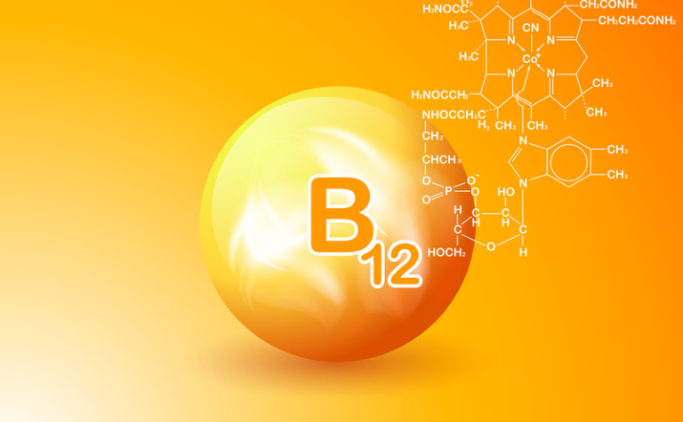 Op je tandvlees lopen, vitamine B12-tekort?