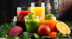 detox fruit en groenten