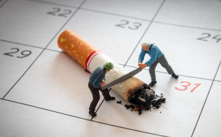 Stop met roken door je hersenstofwisseling te ondersteunen