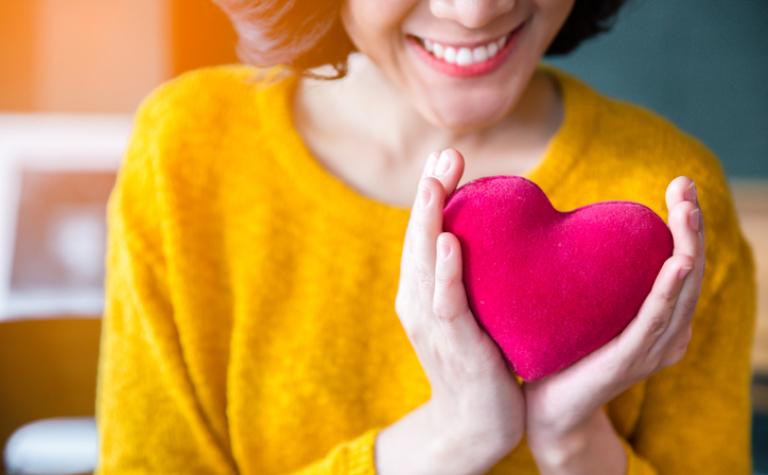 Waar het hart vol van is….het hart van vrouwen