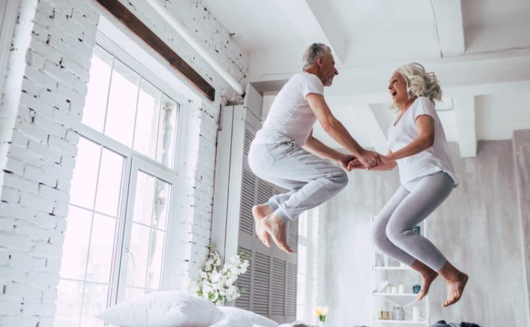 Je spieren trainen bij het ouder worden: 8 tips