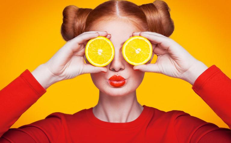 Natuurlijke vitamine C uit voeding