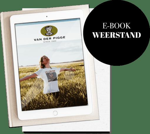 E -book voor de weerstand