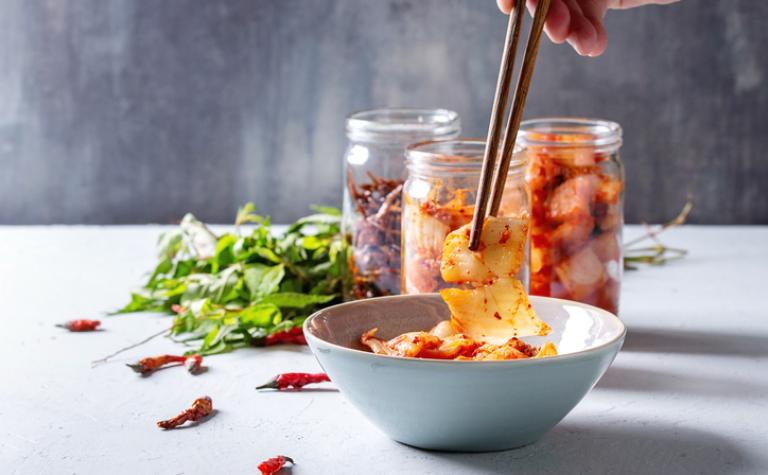 Kimchi: Korea's geheim voor een goede darmflora