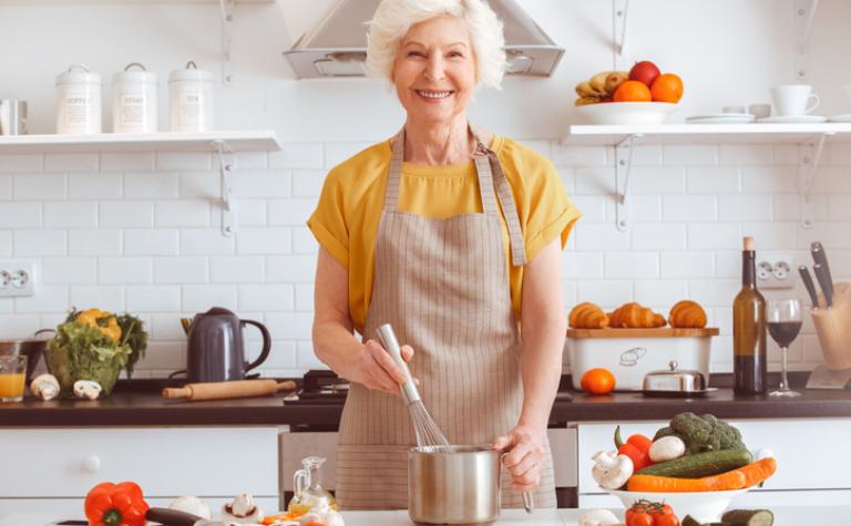 Oma weet raad: keukentips voor de weerstand