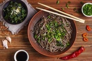 zeewierspaghetti