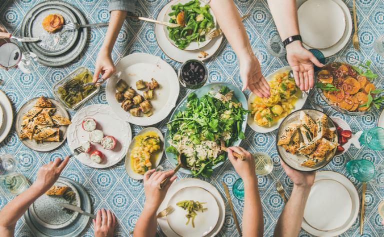 Leef en eet mediterraan