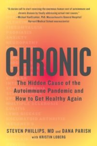 chronic boek