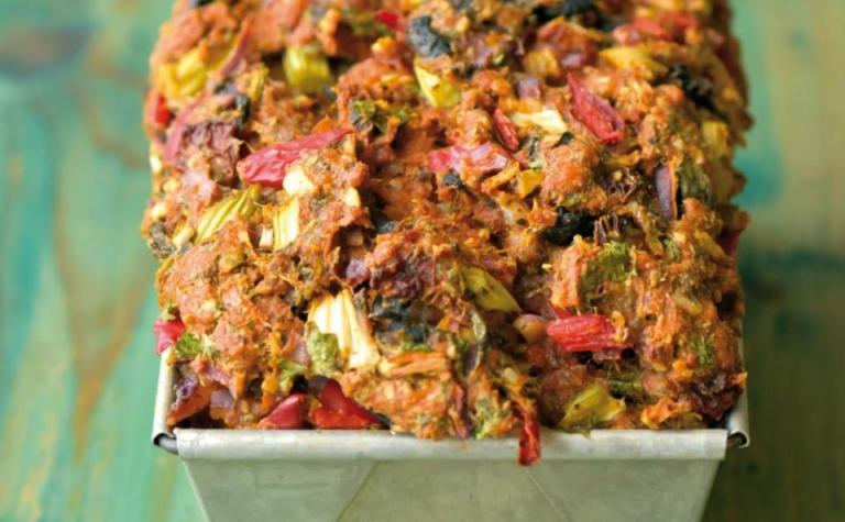 Optimale hormoonbalans met groentebrood