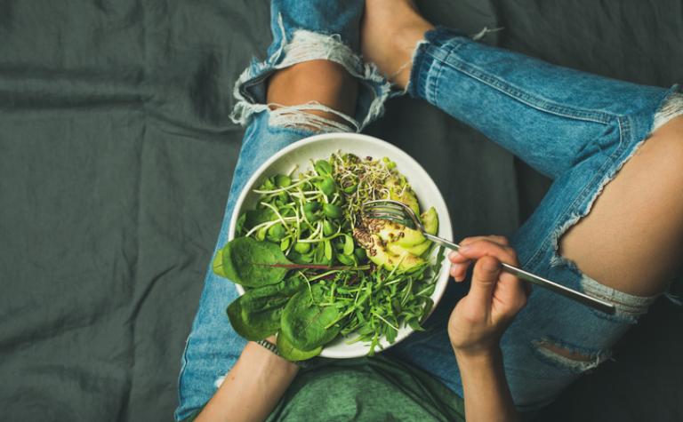 Schijf voor Life – vegetarisch tegengeluid op de Schijf van Vijf